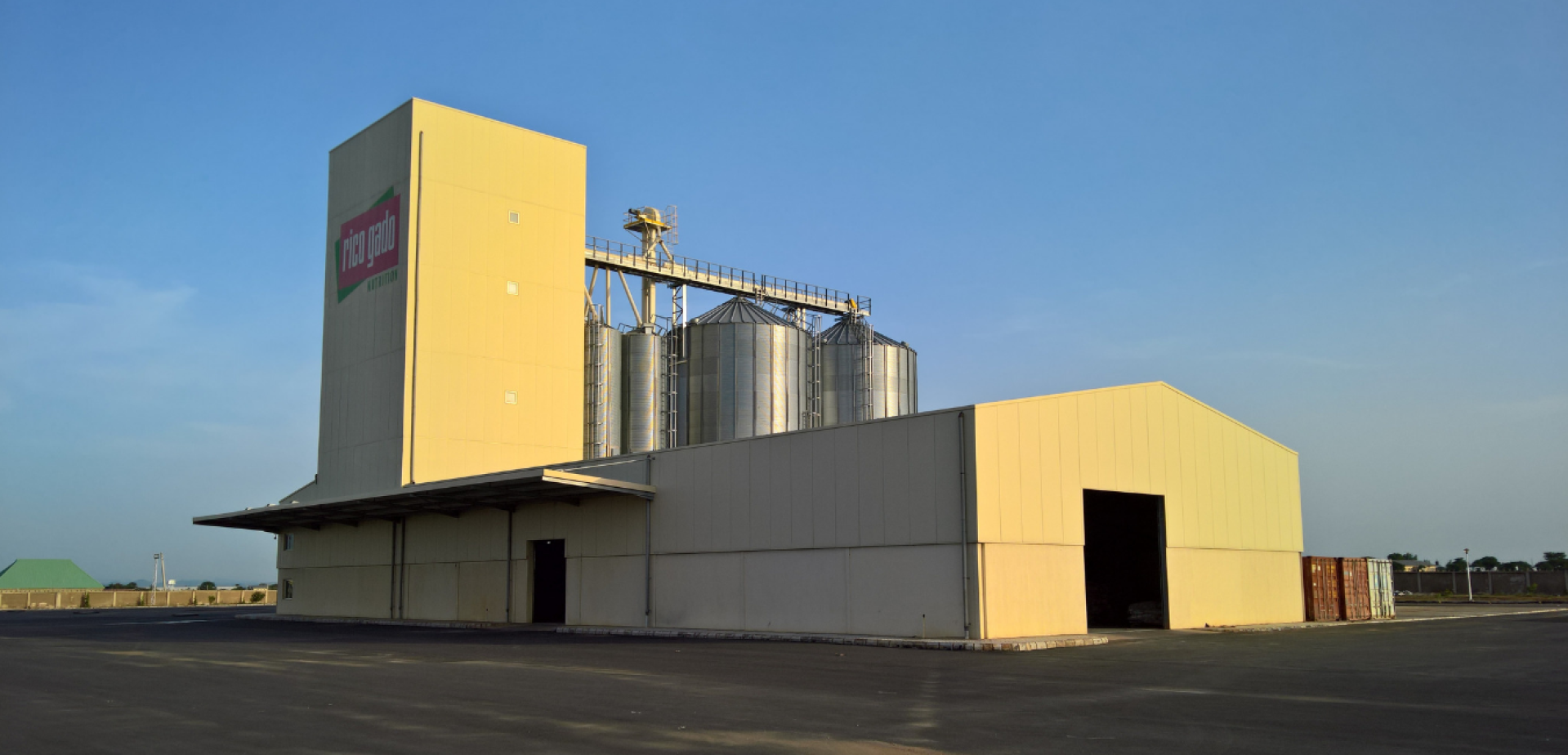 Rico Gado Nigeria's Factory